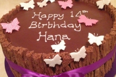 personalised birthday cakes london herts (15)