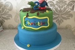 personalised childrens novelty bespoke cakes london herts (51)