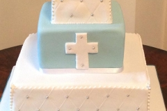 christening baby shower personalised cakes (3)